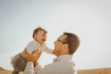 po co dziecku tata