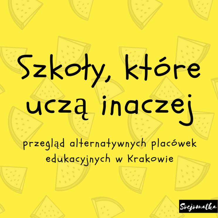 szkoły demokratyczne w krakowie