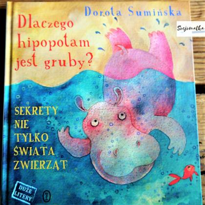 książki dla dzieci sumińskiej