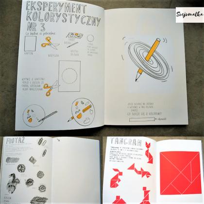 książeczki do rysowania dla dzieci