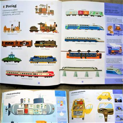 książka o statkach